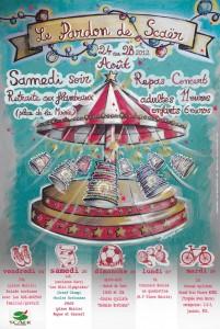 poster - Pardon de Scaer 2012