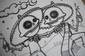 dancing skeletons2