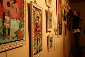 novembre 2011- festival artborescence- credit photo: Valérie Zippo Filipović