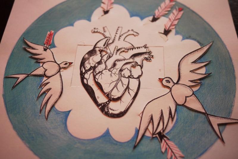 cloudy home oiseaux