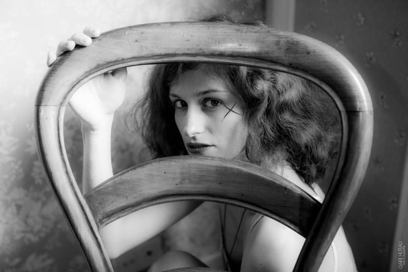 Claire Huteau - chaise