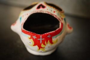 crâne Tan Ki10
