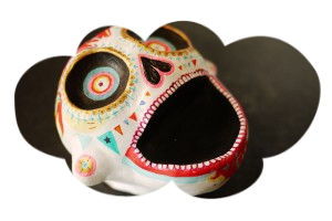 Tan Ki skull