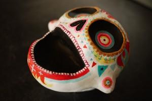 crâne Tan Ki9