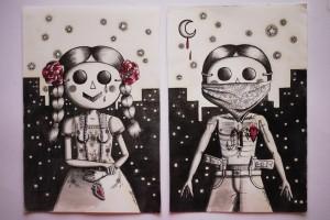 nina&nino3-love gangsta