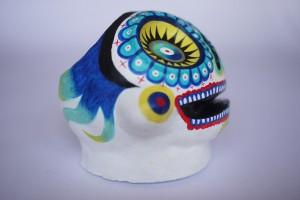Mickael Le M-skull-profil droit
