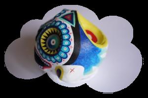 Mickael Le M. skull