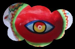 3 eme Oeil skull