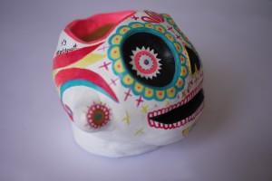 hoa skull-profil droit