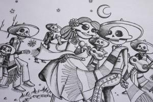 danse macabre belén3