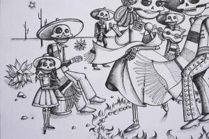 danse macabre belén6