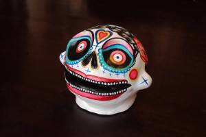 marie j. skull-black-face2-mini