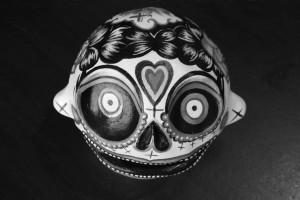 marie j. skull-n&b-big