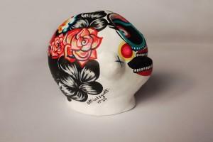 marie j. skull-profil droit