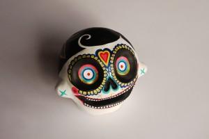 olivier g. skull-face