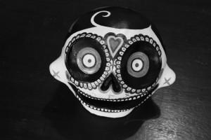olivier g. skull-n&b-big