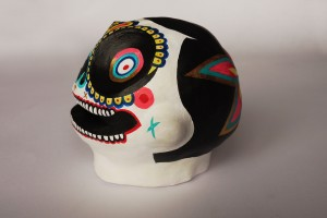 olivier g. skull-profil gauche3
