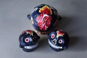Mephisto skull &cerbères-mini