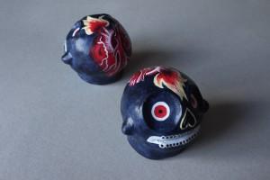cerbères skulls1 et 2-4mini