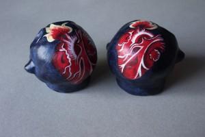 cerbères skulls1 et 2-dosmini
