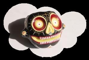 «Jeanne P.» skull