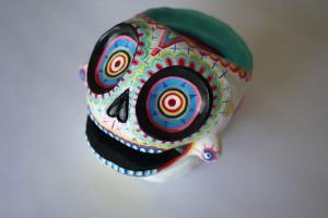 thierry b skull-face -profil gauche 19