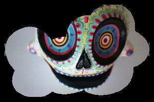 «Thierry B.» skull