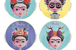 badges Frida mini facebook