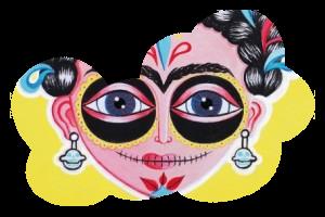 Frida Dia de Muertos
