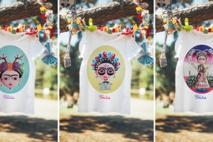 tshirts frida new-mini