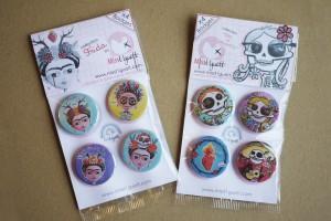 quator badges