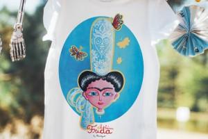 t-shirt frida bigoudène