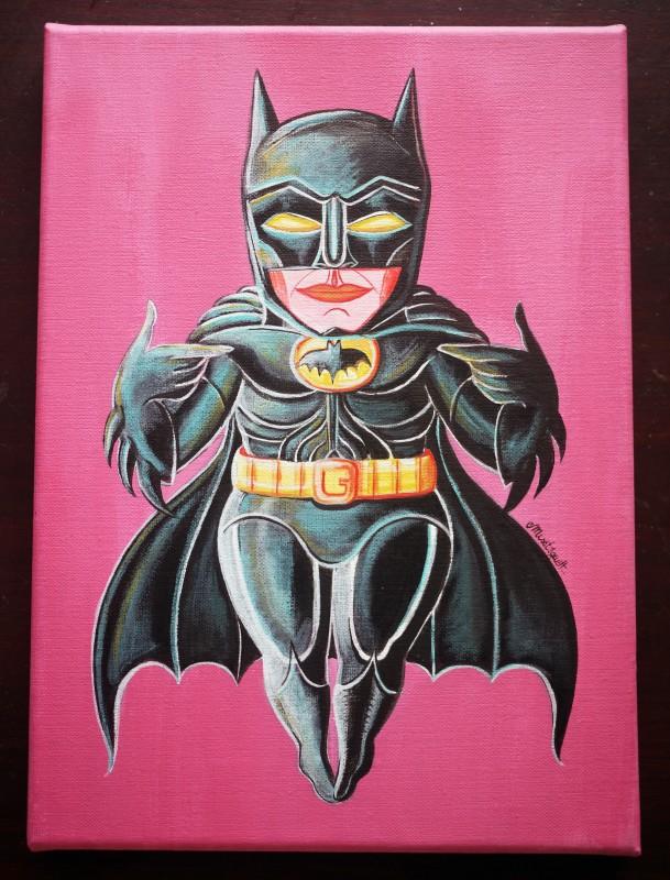 batman peinture2