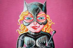 catwoman peinture.4