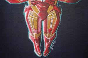 iron man peinture4