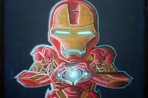 iron man peinture5