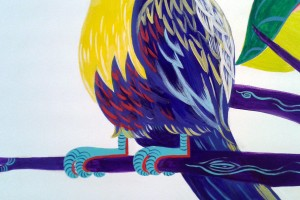 detail plumes