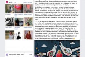 Portrait de l'Impermanence Galerie/Facebook