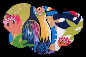 Toucan dans la Jungle